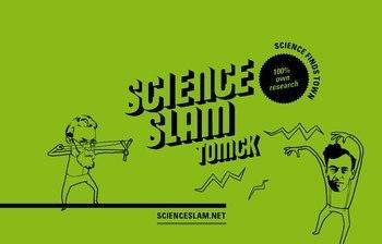 ВТомске пройдёт научное соревнование Science Slam