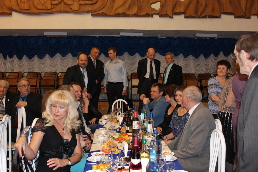ВЖелезногорске состоялась встреча выпускников томских вузов