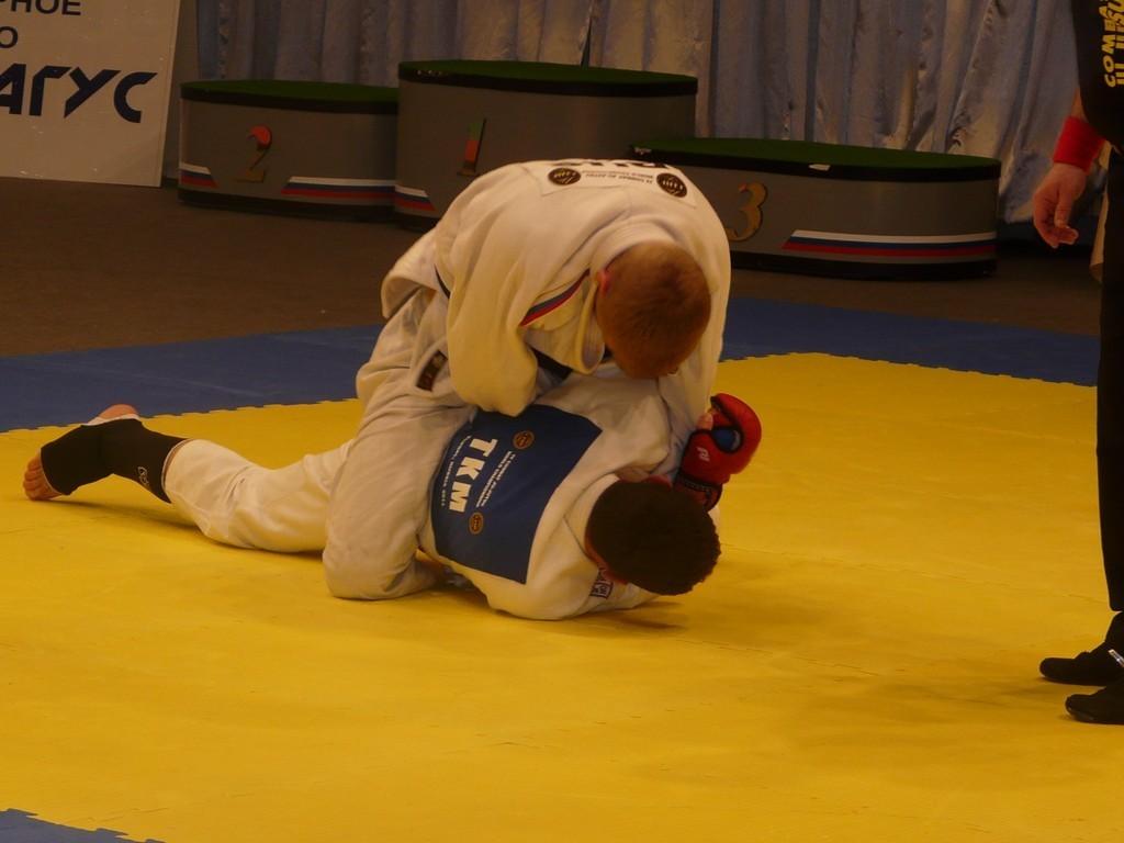 Студент ТУСУРа получил серебряную медаль начемпионате мира покомбат дзю-дзютцу