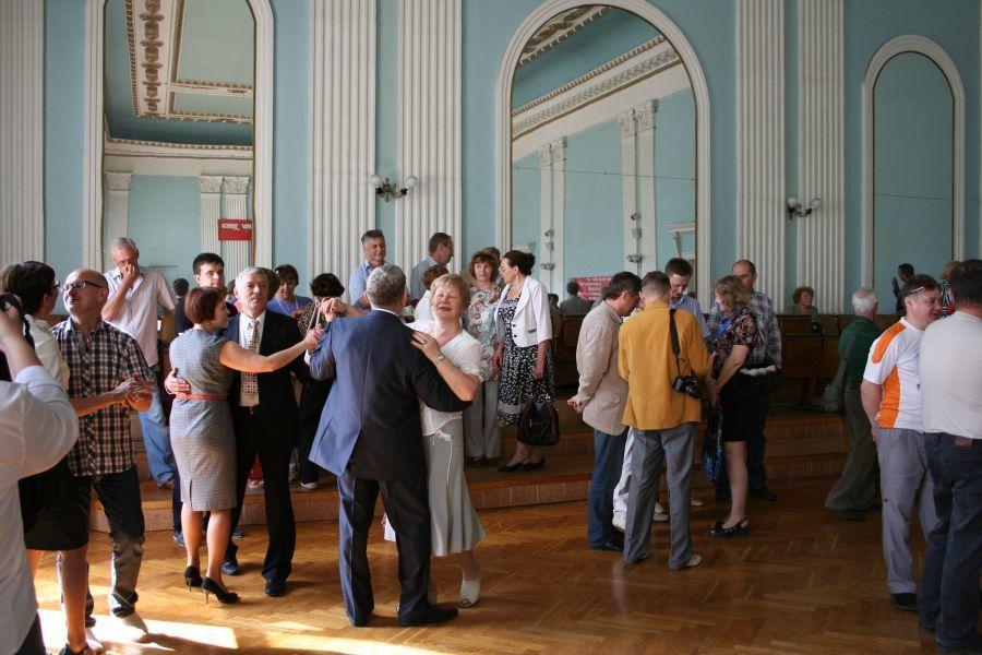 Состоялась очередная юбилейная встреча выпускников ТУСУРа