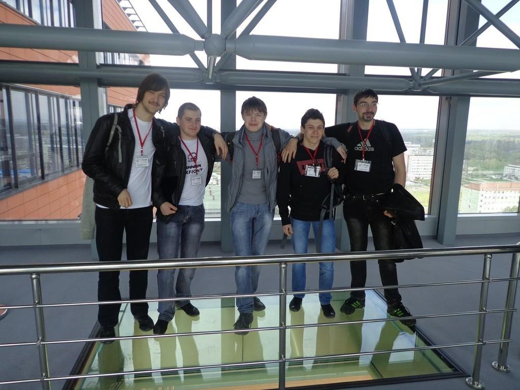 Команда ТУСУРа заняла первое место вконкурсе полегальному хакингу