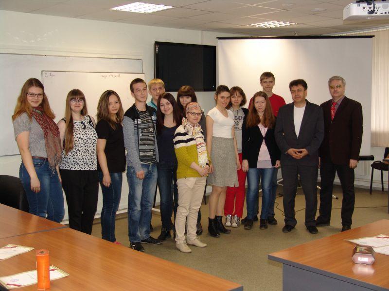 31мая нафакультете инновационных технологий прошла олимпиада порусскому языку