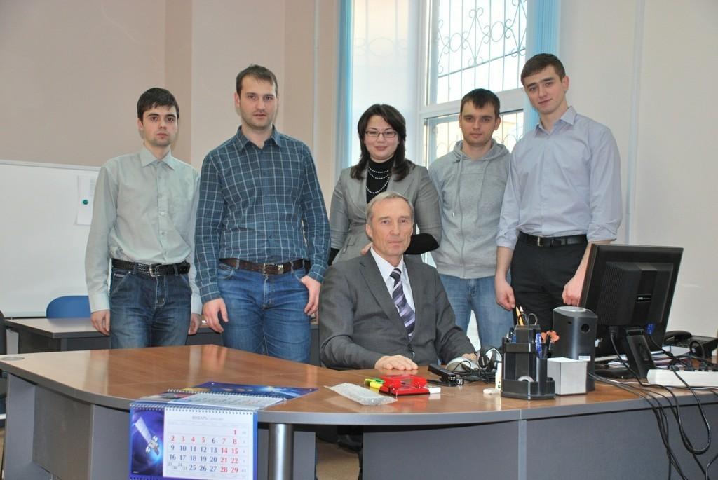 Молодой ученый Вадим Карабан удостоился премии ПрезидентаРФ