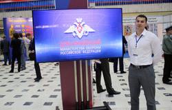 Кодню инноваций Минобороны России ТУСУР представил экспозицию из5 проектов