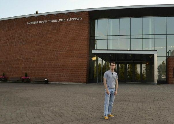 Студенты ФИТпрошли обучение влетней школе Лаппеенрантского технологического университета