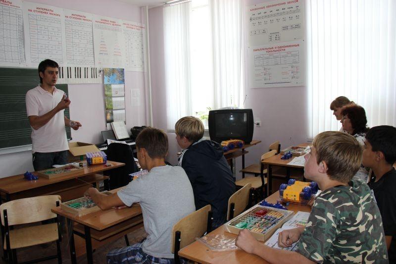 Руководитель Центра молодёжного инновационного творчества «Дружба» провёл мастер-класс