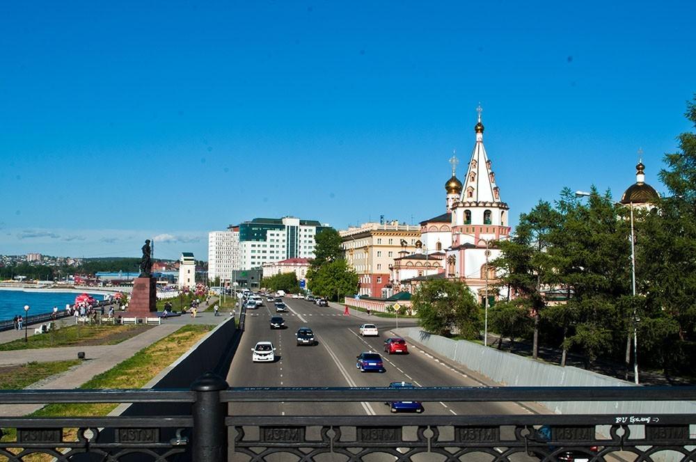 Аспирант кафедры КИБЭВС посетил XVIII Байкальскую всероссийскую конференцию