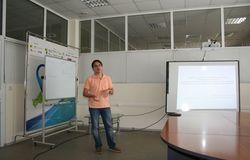 ФИТТУСУР посетил студент Московского физико-технического института