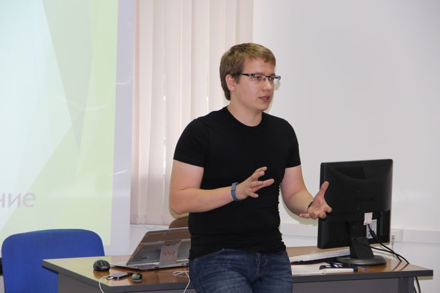 ВМСБИ «Дружба» прошёл семинар «Как создать успешный стартап»