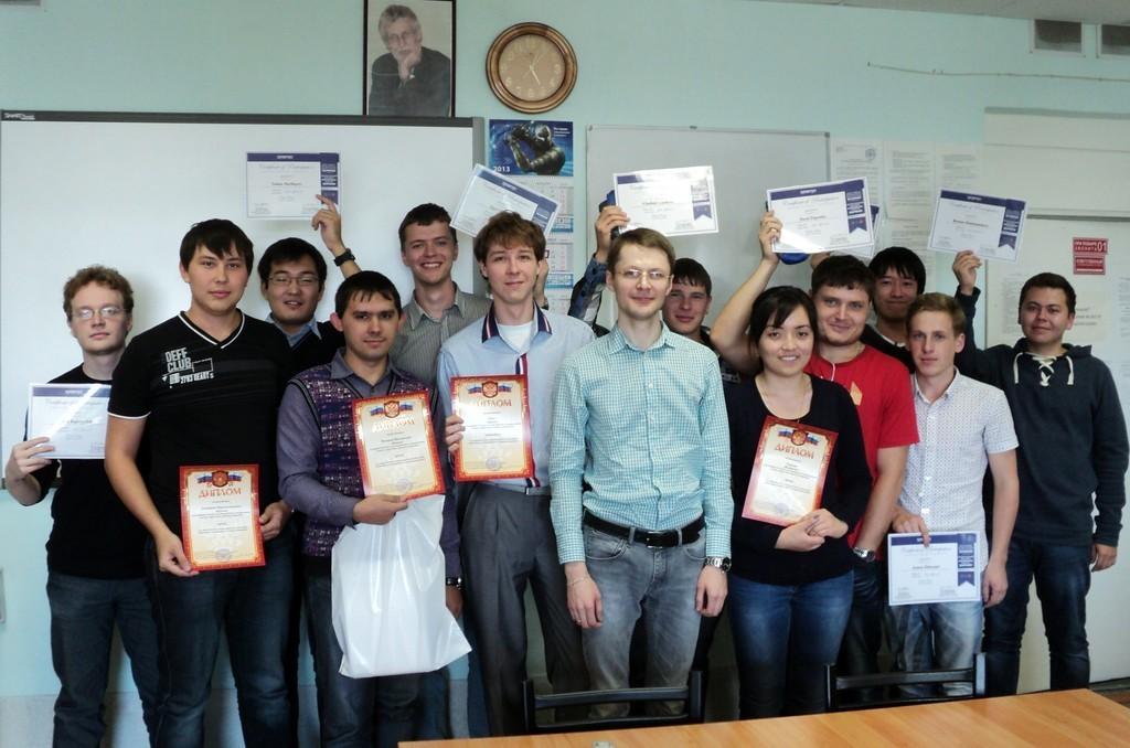 ВТУСУРе прошёл первый турVIII Международной олимпиады студентов иаспирантов помикроэлектронике