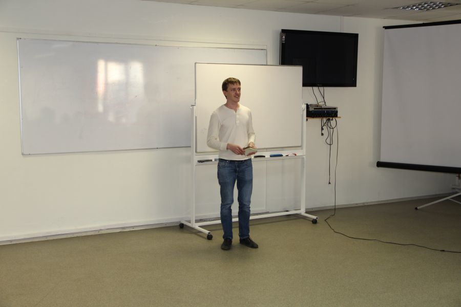 ВМСБИ «Дружба» состоялся очередной семинар, посвящённый методологии эффективного управления проектами