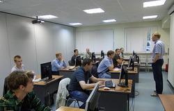 2сентября очередная группа Сетевой академии Cisco ТУСУРа приступила кзанятиям