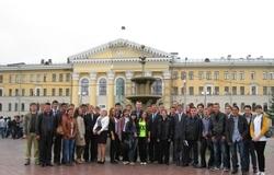 Накафедре СВЧиКР прошёл День знаний длястудентов первого курса