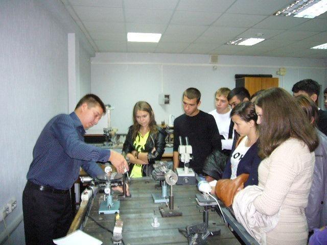 Лаборатория НИР волноводной, нелинейной оптики и голографии