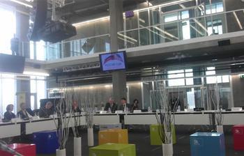 А.Ф.Уваров представил передовые практики ТУСУРа Российско-американской президентской комиссии