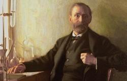 К180-летию содня рождения Альфереда Нобеля библиотека ТУСУРа подготовила выставку-презентацию