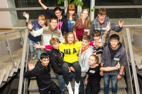 С5 по7 октября состоялась первая ступень проекта «Школа студенческого актива»