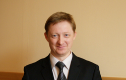 Заместитель начальника научного управления профессор Р.В.Мещеряков награждён почётной грамотой