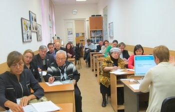 8октября вТУСУРе открылись курсы повышения квалификации преподавателей