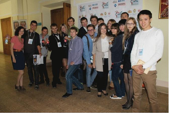 Студенты ТУСУРа приняли участие вмеждународном турнире попарламентским дебатам ProetContra вЕкатеринбурге