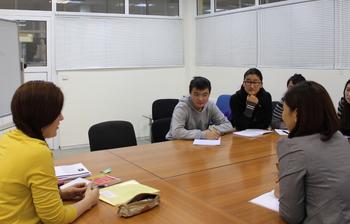 ВТУСУРе будут учиться 15студентов изМонголии