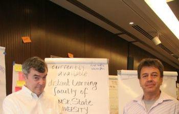 Декан ФИТТУСУР Ю.М.Лирмак принял участие вмеждународном семинаре попредпринимательству иинновациям Ideas Lab