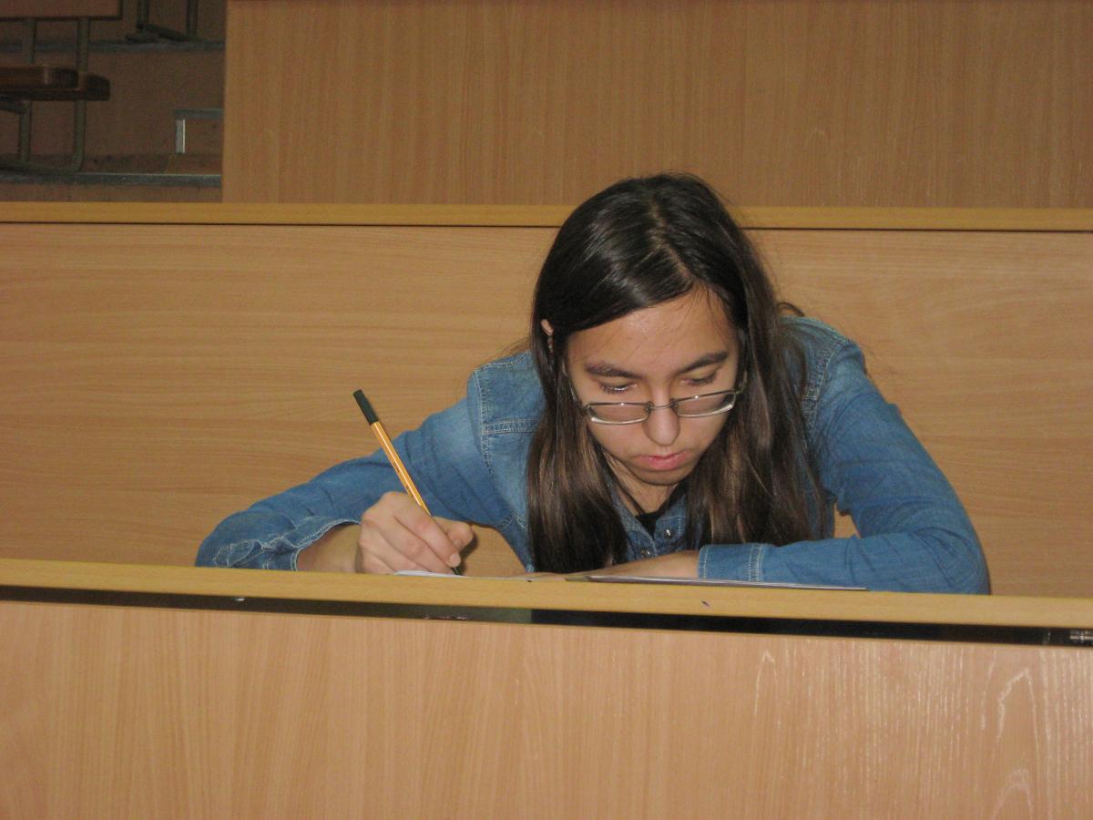 24ноября вТУСУРе прошёл второй (очный) турXXIII Межрегиональной олимпиады школьников поматематике икриптографии