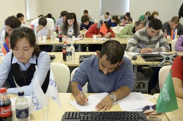 Магистрант ТУСУРа приняла участие вмеждународной олимпиаде студентов иаспирантов помикроэлектронике