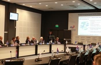 Резидент МСБИ «Дружба» принял участие вI Международном форуме технологического развития «Технопром – 2013»