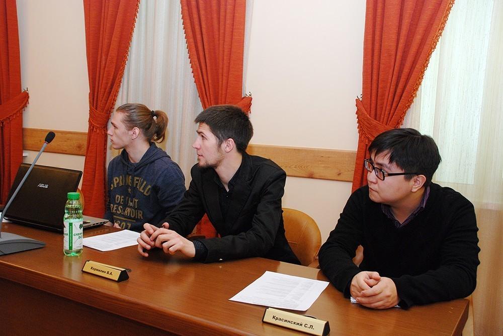 Подведены итоги внутривузовского отборочного тура участников программы «У.М.Н.И.К.»
