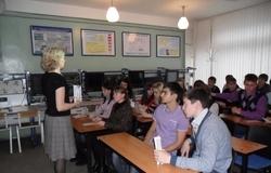 Школьники выпускных классов посетили учебные лаборатории кафедр КСУП иКИБЭВС