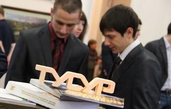 Институт инноватики принял участие ввыставке научных достижений молодых учёных ТУСУРа «РОСТ.up!»