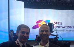 ТУСУР принял участие вовтором международном инновационном форуме «Открытые инновации»