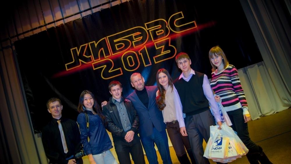 Кафедра КИБЭВС отметила 42-й день рождения