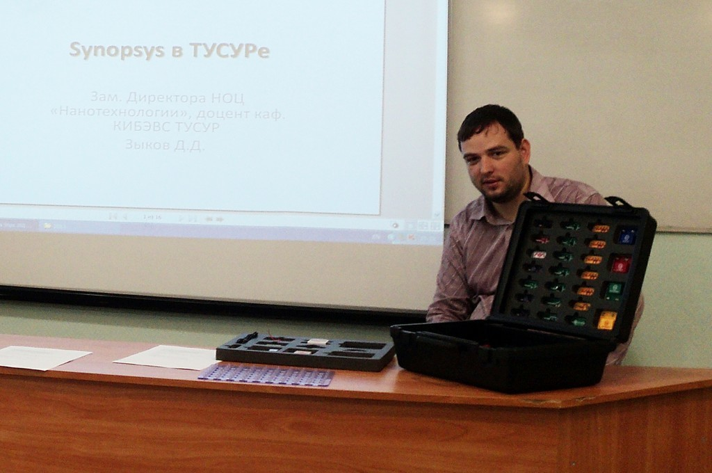 Доцент кафедры физики стал победителем конкурса грантов президента Российской Федерации