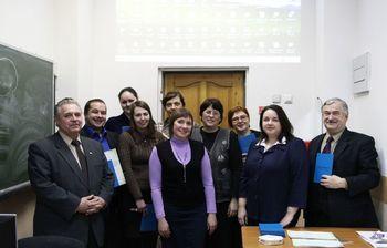 Состоялось вручение удостоверений оповышении квалификации преподавателям инаучным сотрудникам ТУСУРа