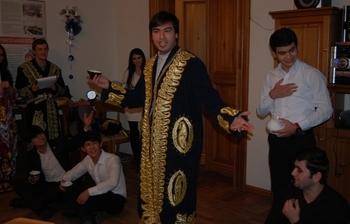 20декабря наплощадке Российско-немецкого дома состоялся вечер персидской поэзии, посвящённый Омару Хайяму