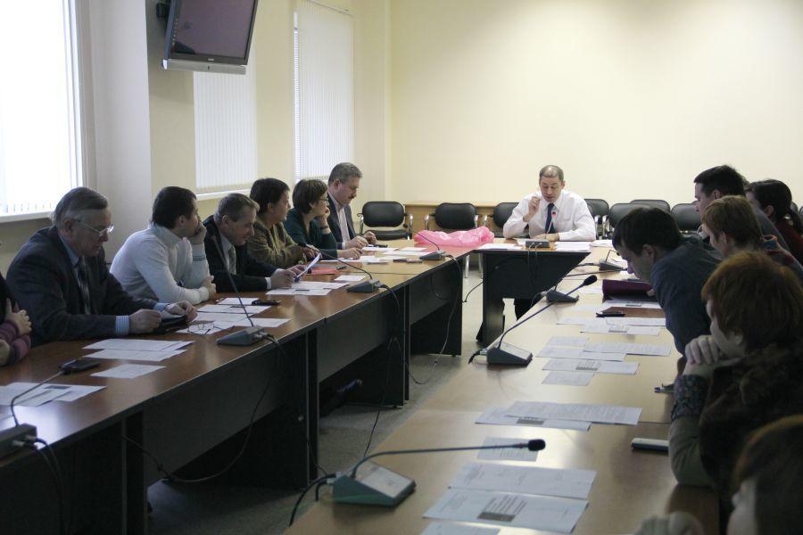 10декабря состоялось предновогоднее заседание учёного совета Института инноватики ТУСУРа