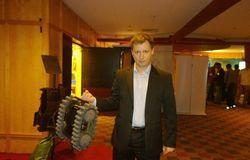 Директор компании INTEC, резидента МСБИ «Дружба», принял участие вмеждународной конференции поробототехнике