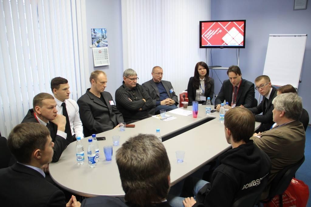 Сотрудники истуденты Института инноватики ТУСУРа приняли участие винновационном форуме практиков «Инновации – основа будущего»