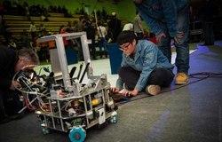 Команда ЛРИИ 2ИТУСУР приняла участие вежегодном сибирском робототехническом фестивале «Роботех – 2013. Миссия «Марс»»