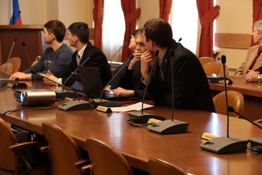 29ноября вТУСУРе врамках совместного сУниверситетом Рицумейкан курса Global Software Engineering состоялась предзащита студенческих проектов