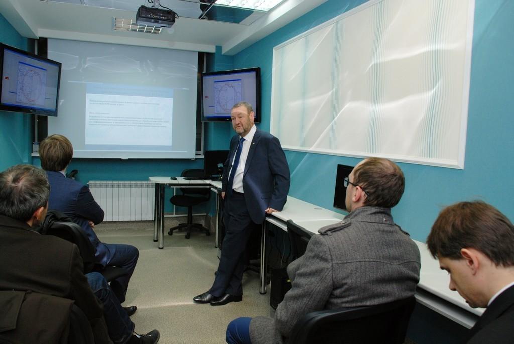 Омские власти заинтересовались инновационными проектами Томской области