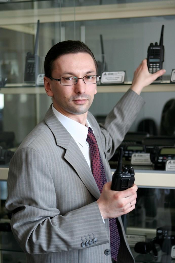 Генеральный директор ООО«Элком+» избран действительным членом Российской инженерной академии