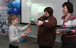 21декабря 2013 года набазе МБОУ «СОШ № 88» состоялись муниципальные соревнования поробототехнике «РобоСеверск-I»