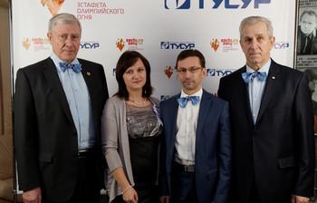 17января состоялся традиционный вечер отдыха членов Ассоциации выпускников ТУСУРа