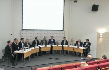 Центр корпоративного развития выступил соорганизатором экспертной дискуссии наГайдаровском форуме