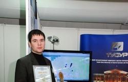 ТУСУР награждён медалью конкурса «Сибирские Афины» выставки «Средства исистемы безопасности. Антитеррор»