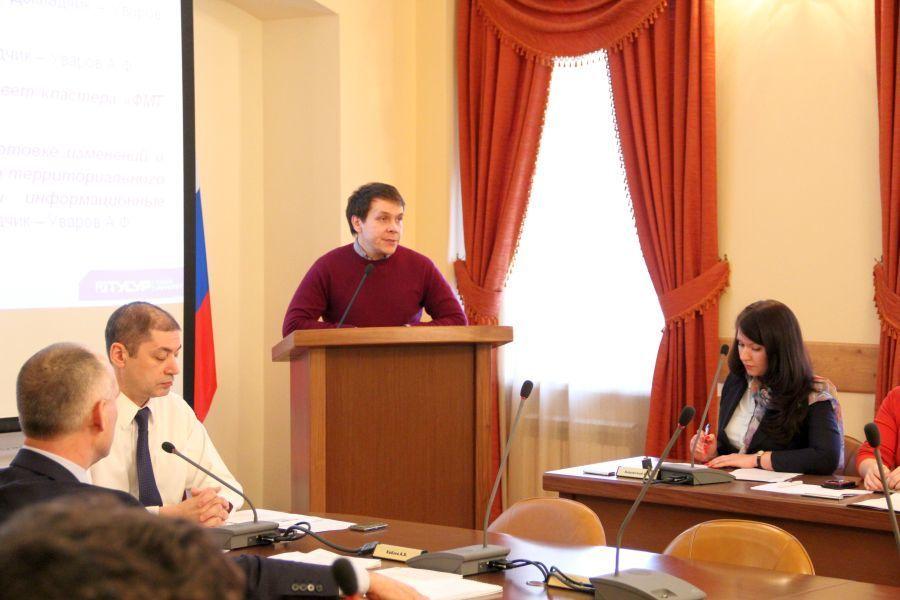 ВТУСУРе состоялось общее собрание организаций-участников кластера «Информационные технологии иэлектроника Томской области»