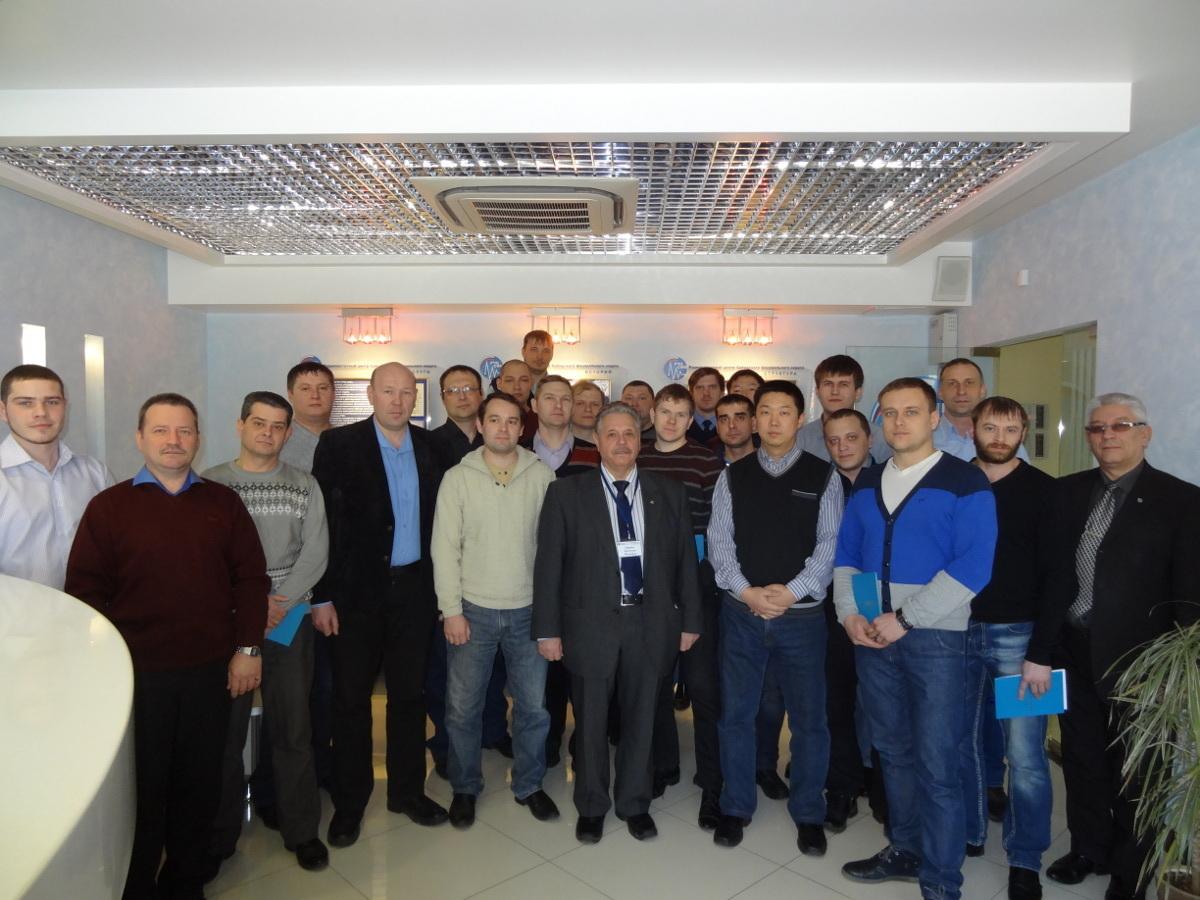 ФПКТУСУР провёл курсы повышения квалификации специалистов радиочастотного центра СФОпотеме «Радиоконтроль, радиомониторинг иэлектромагнитная совместимость РЭС»